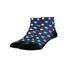 LUF SOX Quarter Cycling Socks colourful